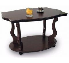 Журнальный стол Берже-3 темно-коричневый